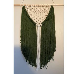 Other - Handmade macrame wall hanging
